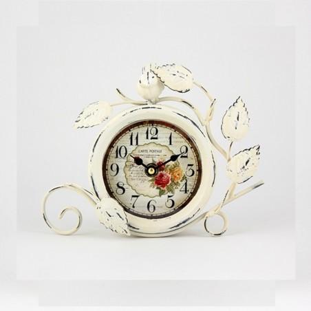 Vintage klocka för bordet