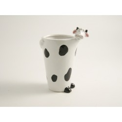 Pot as a cow
