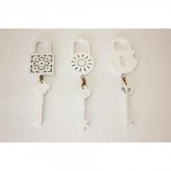 Nyckel med lås