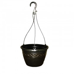 Pot for hanging
