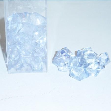 Dekorations sten ( Ljusblå )