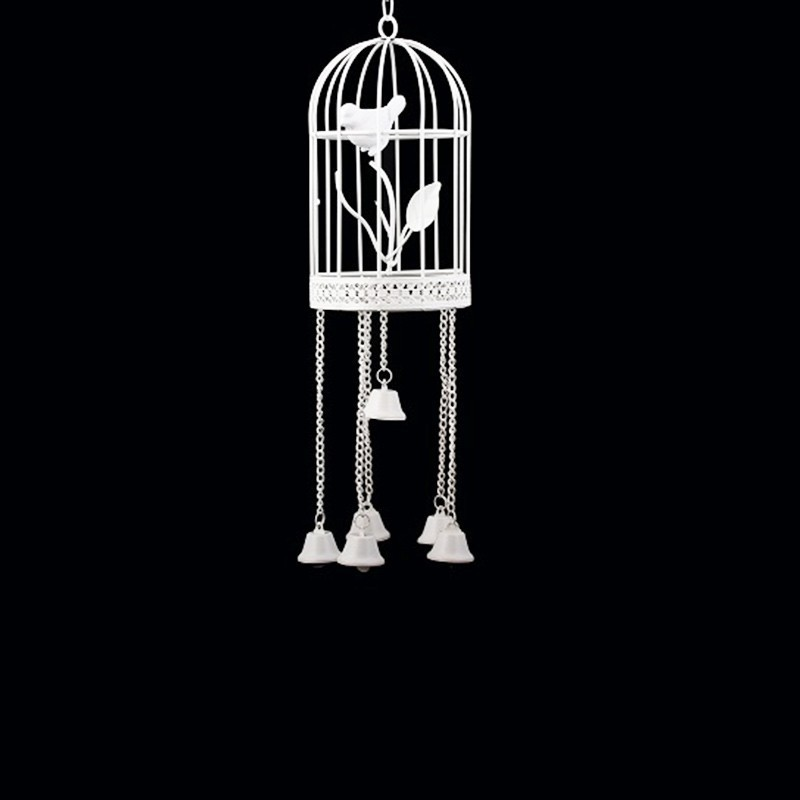 Fågelbur häng