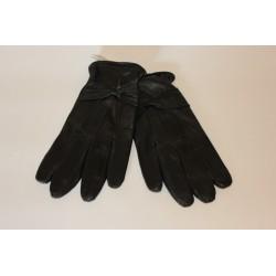 Handskar i skinn dam