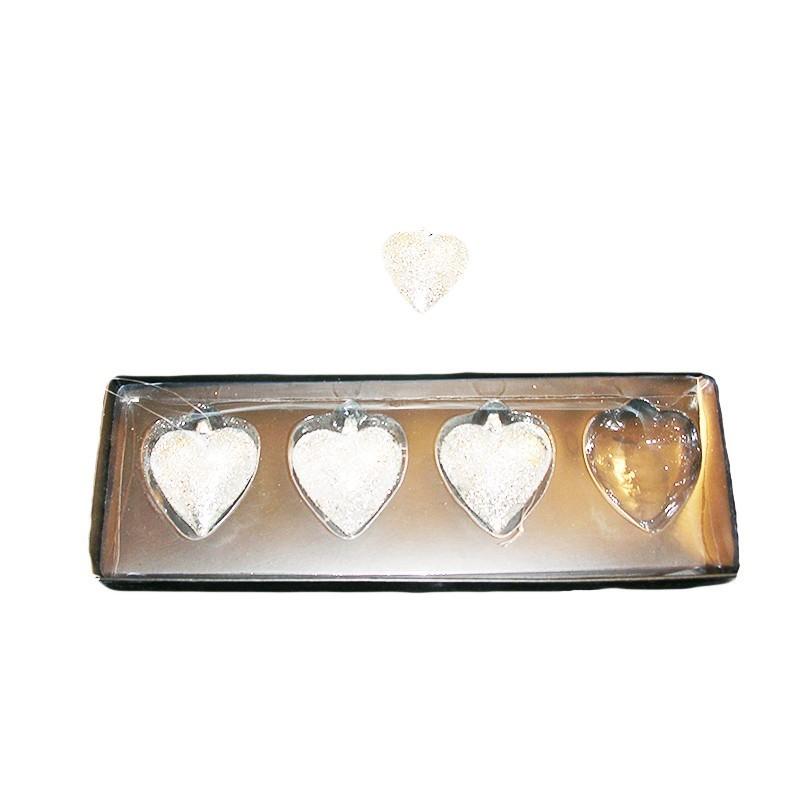 Hjärta i glas
