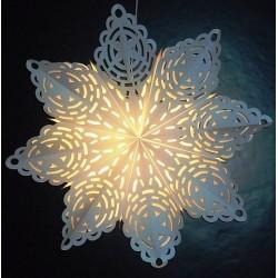 stjärna vit