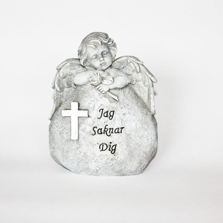 Ängel Grav