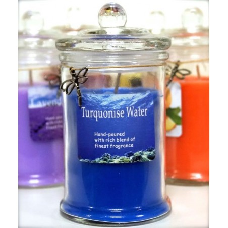 Turquonise water