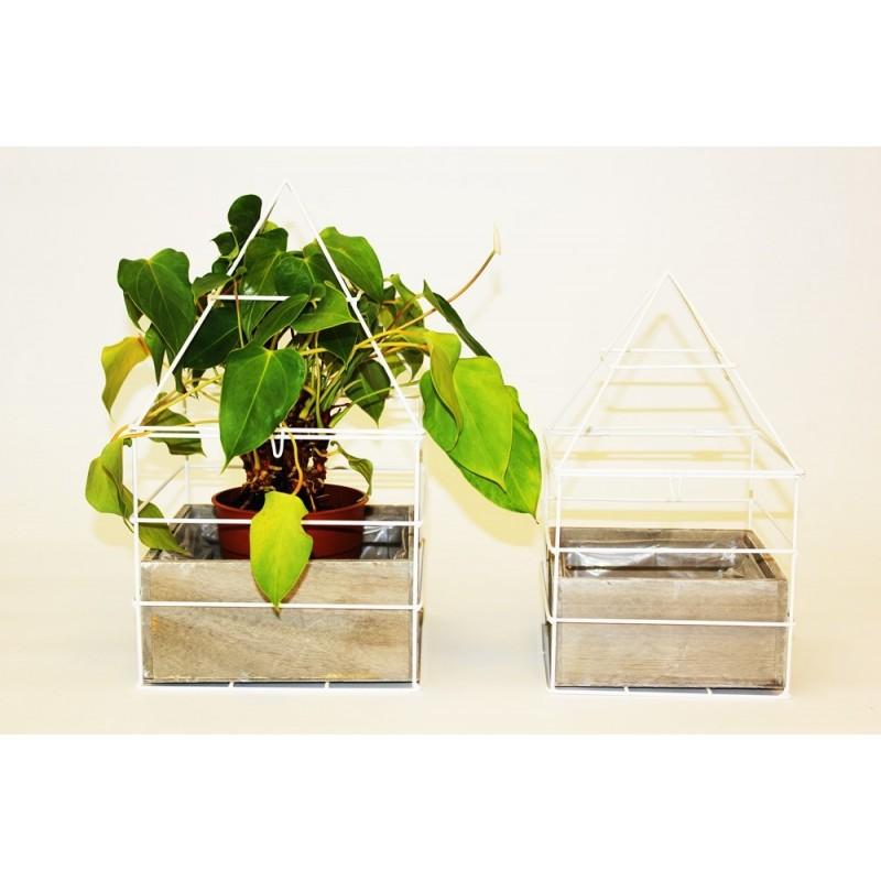 Hus plantering set 2