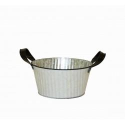 Zink skål