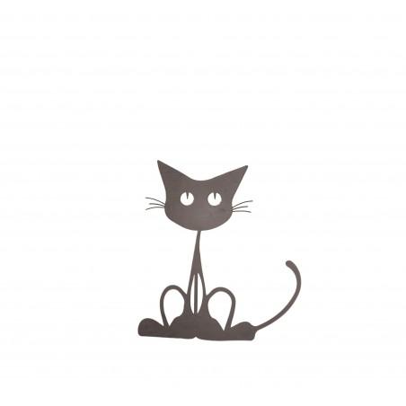 Väggdekor katt