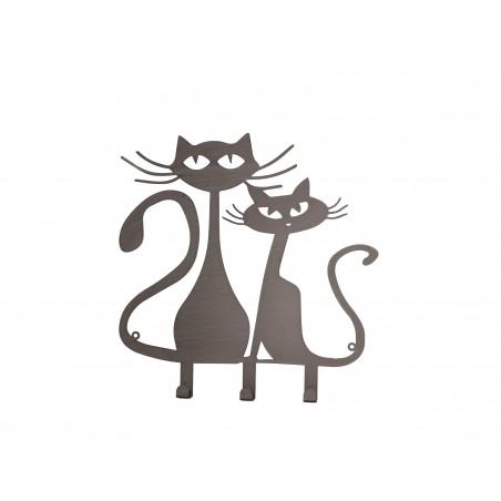 Väggkrok Katter