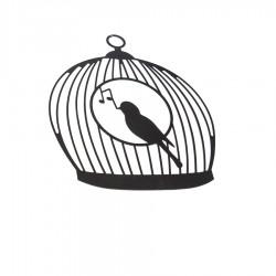Fågeldekoration