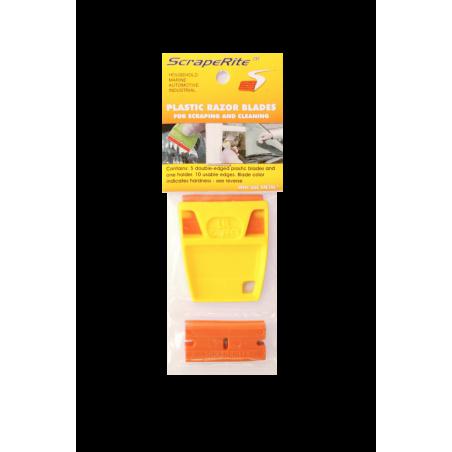 Scraperite Orange 5 pack