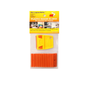 Scraperite Orange 25 pack