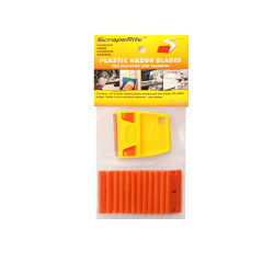 Scraperite Orange 25 pack